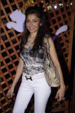 Queenie Dhody at Yuvraj Singh announced as the ambassador for Puma in Bungalow 9 on 1st Nov 2011 (15).JPG