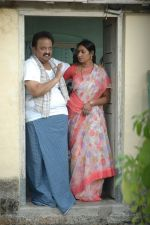 S.P.Balasubrahmanyam, Aamani in Devasthanam Movie Stills (10).JPG