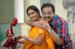 S.P.Balasubrahmanyam, Aamani in Devasthanam Movie Stills (13).JPG