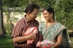 S.P.Balasubrahmanyam, Aamani in Devasthanam Movie Stills (18).JPG