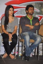 Suriya, Shruti Haasan attends 7th Sense Movie Success Meet on 31st October 2011 (25).JPG