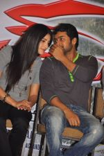 Suriya, Shruti Haasan attends 7th Sense Movie Success Meet on 31st October 2011 (28).JPG