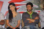 Suriya, Shruti Haasan attends 7th Sense Movie Success Meet on 31st October 2011 (30).JPG