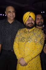 Daler Mehndi, Puneet Issar at I  am Singh music launch in J W Marriott on 3rd Nov 2011 (34).JPG