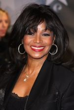 Rebbie Jackson arrived for the world premiere of _Michael Jackson- The Life of an Icon_ in Empire Leicester Square on November 2nd, 2011 (1).jpg