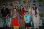 Sumit Vats, Rituraj Singh, Smita Singh, Rati Pandey, Gargi Sharma, Rahul Pendkalkar, Sandeep Baswana, Sejal Shah at Zee TV launches Hitler Didi in Westin on 3rd Nov 2011 (33).JPG