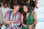 Jagapathi Babu, Priyamani attends Kshetram Movie Audio Launch at Taj Deccan on 5th November 2011 (17).JPG