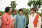 Jagapathy Babu on Kshetram Movie On Sets (1).JPG
