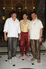 Jagapathy Babu on Kshetram Movie On Sets (3).JPG
