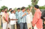 Jagapathy Babu on Kshetram Movie On Sets (4).JPG