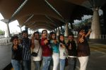 Priyamani, Shyam, Team on Kshetram Movie On Sets (2).JPG