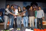 Shruti Hassan, Siddharth Narayan, Navdeep, Dil Raju, Team attend Oh My Friend Movie Triple Platinum Disc Function on 5th November 2011 (2).JPG