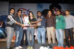 Shruti Hassan, Siddharth Narayan, Navdeep, Dil Raju, Team attend Oh My Friend Movie Triple Platinum Disc Function on 5th November 2011 (3).JPG