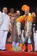 Uddhav Thackeray at Mr Universe contest in Andheri Sports Complex on 6th Nov 2011 (10).JPG