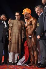 Uddhav Thackeray at Mr Universe contest in Andheri Sports Complex on 6th Nov 2011 (11).JPG