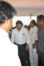 Nandamuri Balakrishna at Dasari Padma Pedda Karma on 6th November 2011 (11).JPG