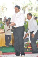 Nandamuri Balakrishna at Dasari Padma Pedda Karma on 6th November 2011 (3).JPG