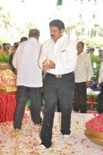Nandamuri Balakrishna at Dasari Padma Pedda Karma on 6th November 2011 (5).JPG