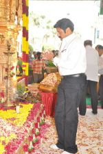 Nandamuri Balakrishna at Dasari Padma Pedda Karma on 6th November 2011 (6).JPG