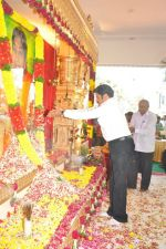 Nandamuri Balakrishna at Dasari Padma Pedda Karma on 6th November 2011 (7).JPG