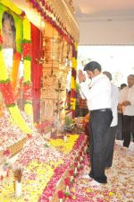 Nandamuri Balakrishna at Dasari Padma Pedda Karma on 6th November 2011 (9).JPG