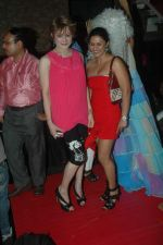 Bobby Darling, Nandini Jumani at Rohit Verma birthday with fashion show in Novotel, Mumbai on 8th Nov 2011 (97).JPG