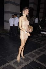 Queenie Dhody at Abu Jani and Sandeep Khosla_s 25th year bash in Grand Hyatt, Mumbai on 8th Nov 2011 (11).JPG