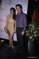 Queenie Dhody at Abu Jani and Sandeep Khosla_s 25th year bash in Grand Hyatt, Mumbai on 8th Nov 2011 (17).JPG