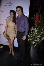 Queenie Dhody at Abu Jani and Sandeep Khosla_s 25th year bash in Grand Hyatt, Mumbai on 8th Nov 2011 (18).JPG
