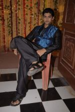 Aditya Redij on the sets of serial Preeto in Powai on 9th Nov 201_1 (16).JPG