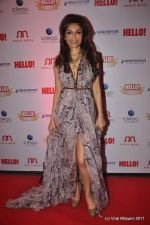 Queenie Dhody at Hello Hall of Fame Awards in Trident, Mumbai on 9th Nov 2011 (14).JPG