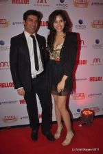 Sonalli Sehgal at Hello Hall of Fame Awards in Trident, Mumbai on 9th Nov 2011 (125).JPG
