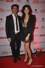 Sonalli Sehgal at Hello Hall of Fame Awards in Trident, Mumbai on 9th Nov 2011 (126).JPG