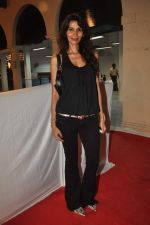 Megha Kawale at RWITC press meet in Mahalaxmi Race Course on 10th Nov 2011 (4).JPG