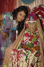 Rani Chatterjee at Bhojpuri actress Rani Chatterjee_s sister_s wedding in Mira Road on 11th Nov 2011 (50).JPG