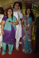 Rani Chatterjee at Bhojpuri actress Rani Chatterjee_s sister_s wedding in Mira Road on 11th Nov 2011 (52).JPG