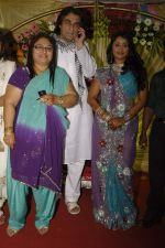 Rani Chatterjee at Bhojpuri actress Rani Chatterjee_s sister_s wedding in Mira Road on 11th Nov 2011 (53).JPG