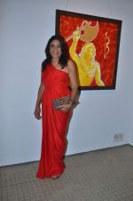 rashmi uday singh at Bharat Tripathi_s art exhibition in Musuem Art Gallery on 14th Nov 2011 .JPG