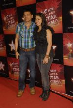 Sunidhi Chauhan at Star Super Star Awards in Yashraj on 15th Nov 2011 (46).JPG