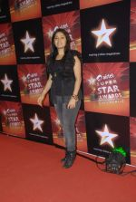 Sunidhi Chauhan at Star Super Star Awards in Yashraj on 15th Nov 2011 (47).JPG