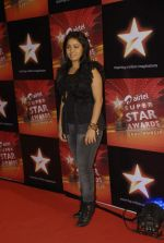 Sunidhi Chauhan at Star Super Star Awards in Yashraj on 15th Nov 2011 (48).JPG