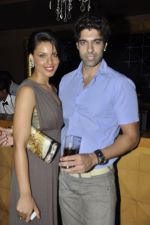 Deepti Gujral, Prashant Raj at A. Lange and Sohne party in Aurus, juhu, Mumbai on 17th Nov 2011 (66).JPG