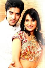 Kinshuk Mahajan got married to his girlfriend Divya Gupta in Delhi on 12th November 2011 (11).jpg