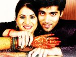 Kinshuk Mahajan got married to his girlfriend Divya Gupta in Delhi on 12th November 2011 (16).jpg
