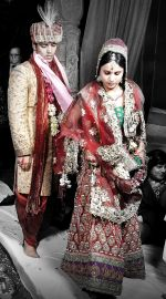 Kinshuk Mahajan got married to his girlfriend Divya Gupta in Delhi on 12th November 2011 (6).jpg