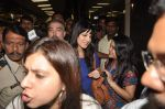 Sunny leone arrives in Mumbai to be part of Big Boss in Mumbai Airport on 17th Nov 2011 (20).JPG