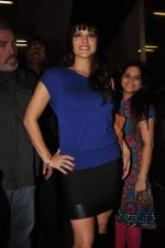 Sunny leone arrives in Mumbai to be part of Big Boss in Mumbai Airport on 17th Nov 2011 (36).JPG