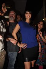 Sunny leone arrives in Mumbai to be part of Big Boss in Mumbai Airport on 17th Nov 2011 (37).JPG