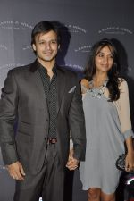 Vivek Oberoi, Priyanka Oberoi at A. Lange and Sohne party in Aurus, juhu, Mumbai on 17th Nov 2011 (53).JPG