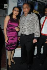 Puja Jatinder Bedi with Bharat Shah Unveiled the Audio of film Ghost in Mumbai on 18th Nov 2011.JPG